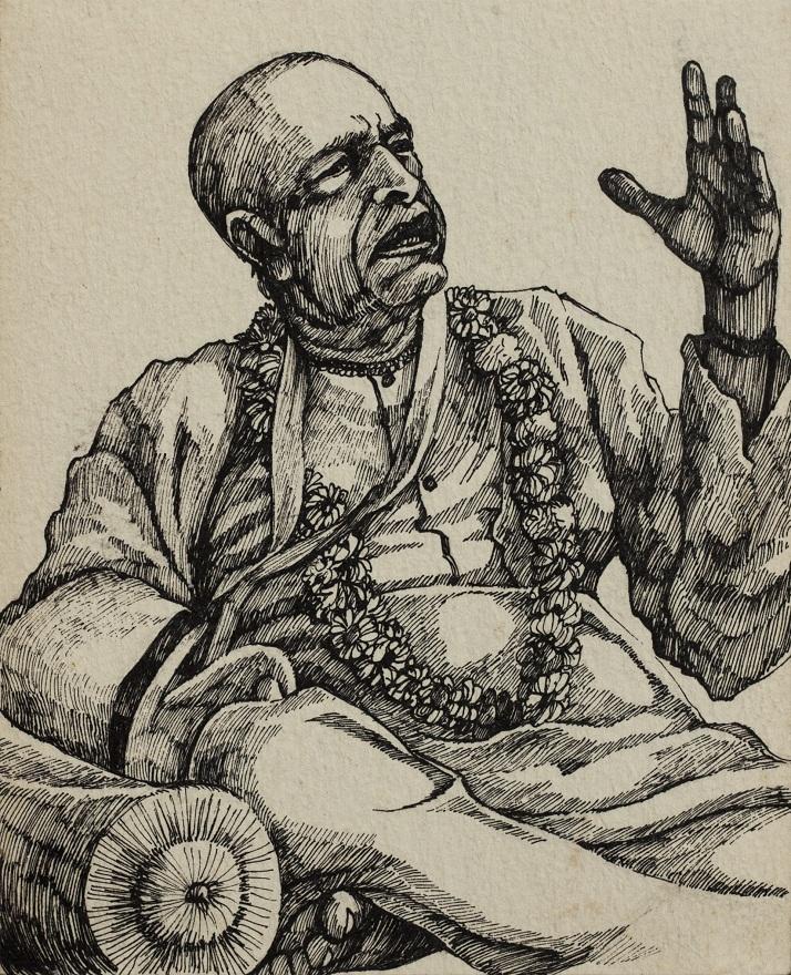 Serie Shivaratri, Ink, 12×18 cm